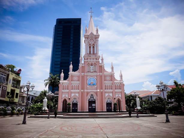 越南峴港大教堂